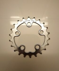 Shimano SG J-22 TE 22T Bicycle Front Chainring - 5 Bolt - MTB/Gravel