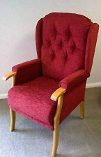 High seat,British orthopaedic style chair. West Wickham, Orpington, Bromley, BR.