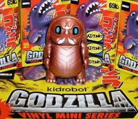 Mothra Larva Variant - Godzilla King of the Monsters Kidrobot Vinyl Mini