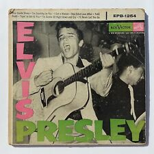 Elvis Presley Self-Titled First Pressing EPB-1254