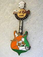 EDINBURGH,Hard Rock Cafe Pin,2010 Soccer pin
