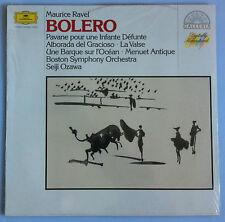 Maurice Ravel - Bolero e altro -  Seiji Ozawa - Boston S.O. - Sigillato -SEALED