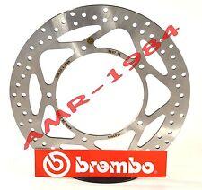DISCO FRENO DELANTERO BREMBO APRILIA SRV 850 DE 2012 68B407F5 BREMBO SERIE ORO