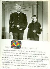 YOUNG KEVIN CORCORAN BRIAN KEITH JOHNNY SHILOH ORIGINAL 1962 NBC TV PHOTO