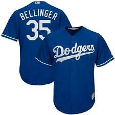 Cody Bellinger #35 Los Angeles Dodgers Royal Blue Majestic Cool Base Jersey
