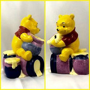 Winnie The Pooh Ceramic Hunny Money 💰 Bank