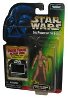 Star Wars Power of The Force Princess Leia Organa As Jabba's Prisoner Figure