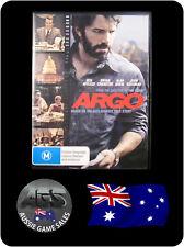 Argo -  Ben Affleck, Bryan Cranston, John Goodman (DVD, VGC, FAST POST)