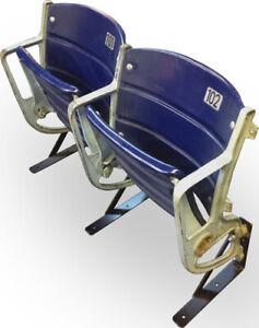 Texas Stadium seats - Dallas - set of 2 - Riser Mount