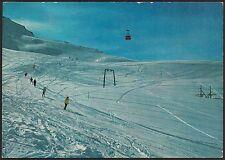 AD3802 Switzerland - Andermatt - Gemsstockseilbahn - Skilift Gurschenalp