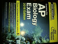 The Princeton Review: Cracking the Ap Biology Exam - 2016 Edition