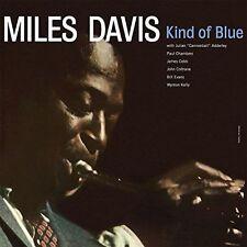 DAVIS , MILES - KIND OF BLUE NEW VINYL RECORD