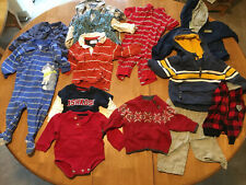 Boys Clothes Size 12 Months - Lot Of 13pc, Oshkosh, Carters, Gap,Polo- Fast Ship