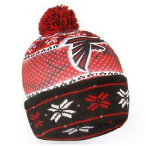 Atlanta Falcons Official NFL Light Up Printed Beanie by Forever Collectibles