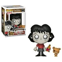 Pop! Vinyl--Don't Starve - Willow with Bernie Pop! Vinyl