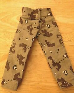 DRAGON ACTION FIGURE CAMOUFLAGE TROUSERS WITH HOOK & LOOP FASTENER