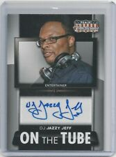 2015 Donruss Americana DJ Jazzy Jeff On the Tube Auto!