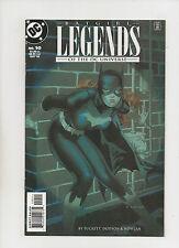 Legends Of The Dc Universe #10 - Batman Trains Batgirl - (Grade 9.2) 1998