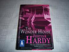 The Wonder House By Justine Hardy  Large print Book