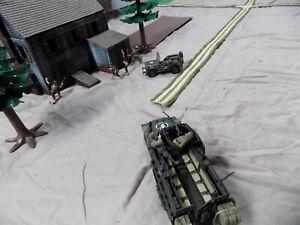 WWII 21st Century American 1/32nd Halftrack