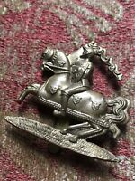 Cap Badge Of The Fife And Forfar Yeomanry Slider. Sherman Tank Corps, D-Day.