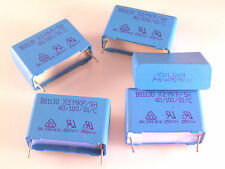 Epcos Boxed Polypropylene Capacitor B81130 x2 MKP/SH 0.47uf 275V 5 Pieces OL0416