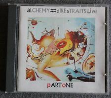 Dire Straits, Alchemy part one - Live, CD