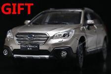Car Model Subaru Outback 1:18 (Gold) + SMALL GIFT!!!!!!!!!!!