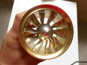 TP Power 90mm CNC ducted fan unit 10B-4050 1100kv