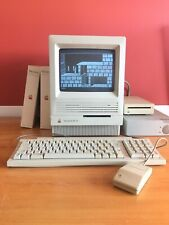 Macintosh se/30 motherboard restored 8mo ram & plug and play (70 apps included)