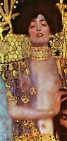 Judith by Gustav Klimt Giclee Fine Art Print Reproduction on Canvas