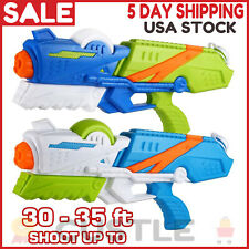 water guns for adults Kids Super Soaker Blaster Squirt Swimming Pool Toys 2 Pack