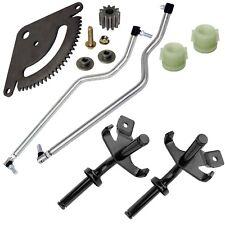 Steering Wheel Drag Link Spindle Kit For John Deere 14.542G Sabre L17.542 Scotts