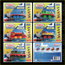 Thomas and Friends Collectible Railway Engines 5 Set Dart Whiff Victor Percy New