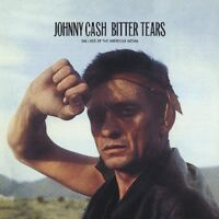 JOHNNY CASH - BITTER TEARS BALLADS OF THE AMERICAN INDIAN  CD NEW!