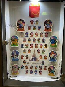 McDONALD'S Happy Meal Toys WALT DISNEY WORLD 50th ANNIVERSARY (CHOOSE YOURS)
