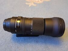 "Sigma 150-600 mm F5-6.3 DG HSM OS ""C"" Lens-Canon Fit"