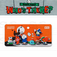 BTS BT21 Official Authentic Goods 19 Halloween Magnet SET 7pc + Tracking Number