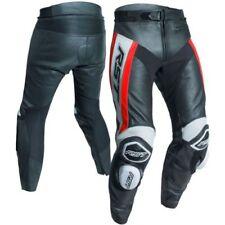 Pantalons rouges pour motocyclette