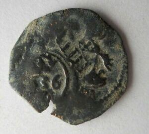 1536 SPAIN 6 MARAVEDIS - PIRATE COB COIN - Historic Coin - Lot #F19