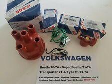 Volkswagen Beetle Type II - Type III & Type IV & Porsche 914 Bosch Ignition Kit