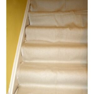 Dust Sheet Stair/Hallway Runner Cotton Twill 24ft X 3ft