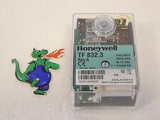 Steuergerät Satronic TF 832.3 Öl Brenner Honeywell Feuerungsautomat 832