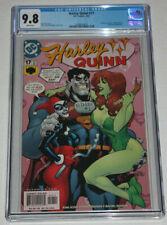 Harley Quinn 17 CGC 9.8 1st Series 2001 Poison Ivy Bizarro Superman DC Comics