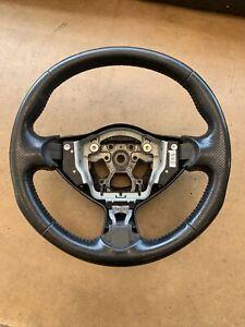 2009-2017 Nissan 370z Steering Wheel OEM BLACK
