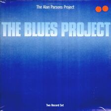 """THE ALAN PARSONS PROJECT """" THE BLUES PROJECT """" 2 LP SIGILLATO LIMITED EDITION"""