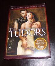 THE TUDORS---THE COMPLETE SECOND SEASON DVD