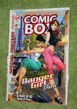 Comic Box #25 Sealed Rare French Import w/ original Danger Girl story a Paris