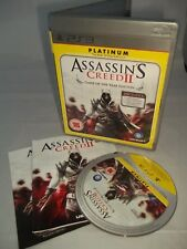 Sony Playstation 3 PS3 Console Game - Assassins Creed 2 II Game of The Year