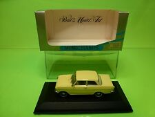MINICHAMPS 43001 OPEL KADETT A 1962-1965 - BLUE 1:43 - NEAR MINT IN BOX